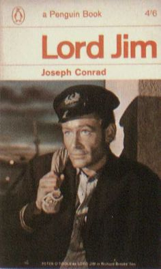 Penguin Books - Lord Jim #covers