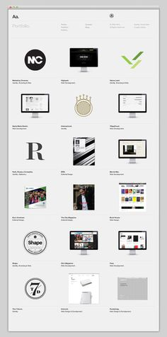 Aa.Updated #design #website #grid #layout #web