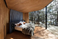 Coastal Pavilions by Liminal Studio: Freycinet Lodge 8