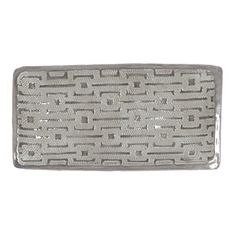 Scanlon Terracotta Grey Tray, 33 cm