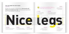 Jared Erickson   Because I Can #letgs #font #book #typography