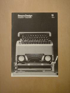 Braun+Design 18 (via Alphanumeric.) #products #design #graphic #des #braun #magazine