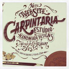 New website by Carpintaria Estúdio.