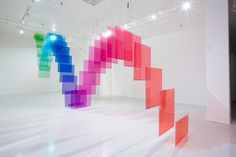 """W3-DIMENSIONAL"" at MIRUS GALLERY San Francisco (USA)"