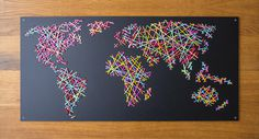 World of Colour on Behance #craft
