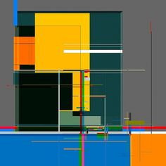 Strip 5 #modern #design #graphic #color #geometric #structure #strip #architecture #minimal