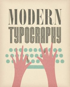 typographic / Beautiful Type