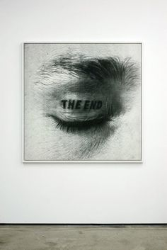 jpegheaven:Timm Ulrichs- The End (1981-97)