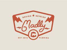 #logo #type #mark #vintage #retro #brand #seal #florida #badge #crest