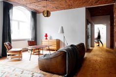 Loft Apartment in an Old Marmalade Factory
