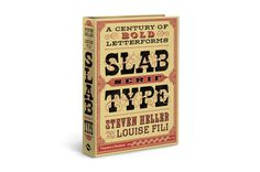 Louise Fili Slab Serif Type #louise #fili #slab #serif #type
