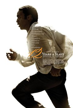 12 Years A Slave Poster #movie #a #12 #years #poster #film #slave