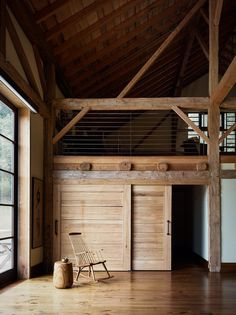 California Family Retreat – Big Sur Barn by Studio Schicketanz
