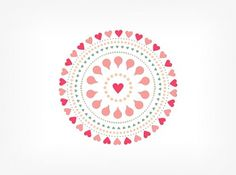 .:: H o l a C o c o a ::. #pink #logo #illustration #pattern