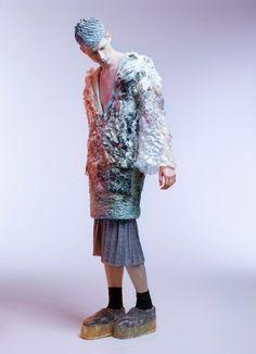 Hong Kong Fashion Week, Chow Ka Wa Key, LTVs, Lancia TrendVisions #fashion