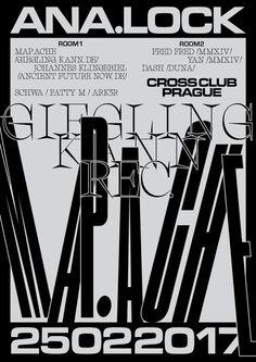 ANA.LOCK w/ MAP.ACHE (Giegling/Kann/DE), Cross club, PRG