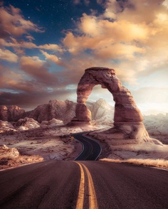 Insane Colours and Tones: Awesome Landscape Photography by Matthew Clark
