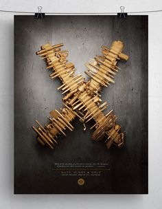adcollector:STRUCK (USA) for AAF ADDY Awards #ad