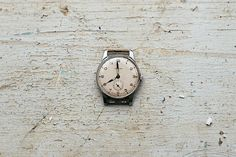 Soviet Pobeda | Flickr - Photo Sharing! #photography #watch