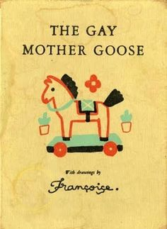 Curious Pages: The Gay Mother Goose #retro #books #publishing #illustration #vintage