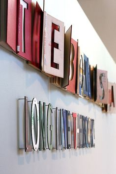Design Envy · The Library: A Museum — KT Meaney #type #books #library #museum