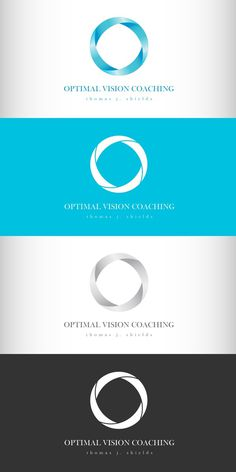 Optimal Vision Institute #branding #business #card #design #graphic #identity #logo #layout #typography