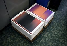 void() #purple #print #paper #gradient