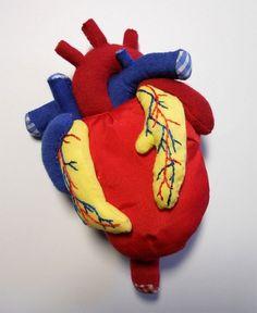 Más tamaños | corazón | Flickr: ¡Intercambio de fotos! #heart #toys #plush #handmade #cute