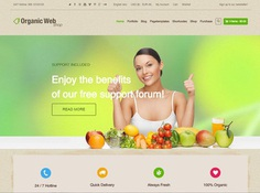 Image result for best organic looking website