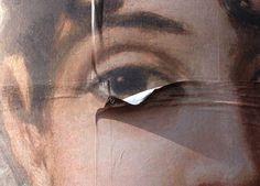 eye, paint