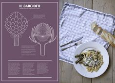 "Valentina Raffaelli and her ""Herbarium Taste"" 