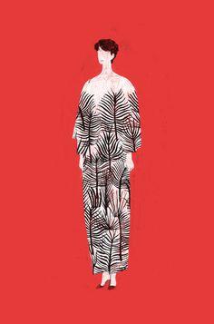 I Don't Like Clothes (3) #illustration #shin #dadu