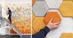 These Soundproof Tiles Will Make Any Music Studio Look Cool