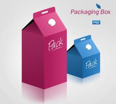 Milk paper cartons in blue and pink Free Psd. See more inspiration related to Paper, Blue, Pink, Packaging, Milk, Psd, Material, Carton, Horizontal, Cartons, Psd material and Milk cartons on Freepik.