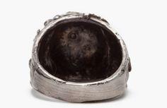 Robert Geller Flower College Ring