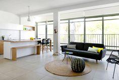 Apartment Renovation by Itai Palti -  #decor, #interior, #homedecor, home decor, interior design