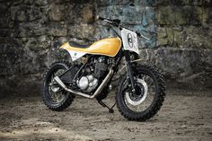it roCkS!bikes CS_05 Zen Yamaha SR400 #moto