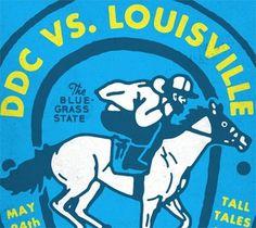 Draplin Design Co. #ddc #draplin #horse #louisville