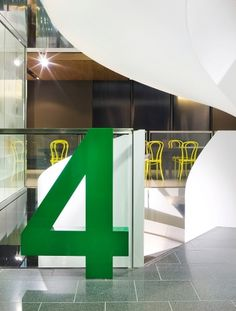 Recent Work - studio round | multi-disciplinary design | melbourne, australia #yellow #green