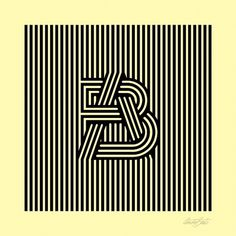 stripes.jpg 670×670 pixels #design #typography