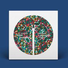 EP Cover design #coverdesign #music #lpcover #pattern #patterndesign #dessin #fabric