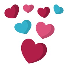 See more icon inspiration related to heart, love, love and romance, valentines day, romantic and hearts on Flaticon.