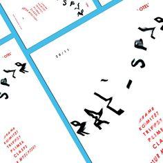 Spiral' / Techno event #glitch #poster #spiral #typography