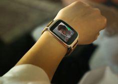 ASUS ZenWatch #tech #flow #gadget #gift #ideas #cool