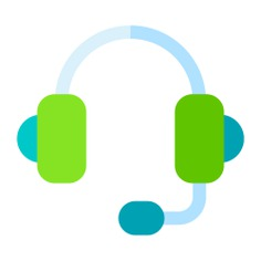 See more icon inspiration related to headset, commerce and shopping, logistics delivery, logistics, call center, assistance, electronics, delivery, communications and phone on Flaticon.