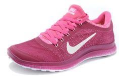 Nike Free Run Red V6 Peach