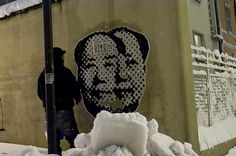 Winter (extreme) session | Flickr - Photo Sharing! #bile #dots #mao #art #street