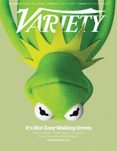 variety muppet cover