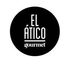 El Atico Gourmet logo #atico #el #brand #identity #logo #gourmet
