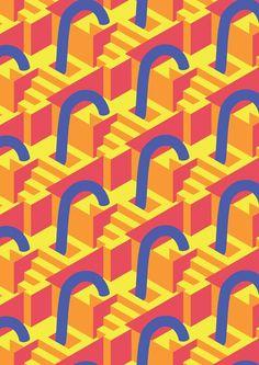 Patter sheet RGB.jpg (500×707) #pattern #james hines
